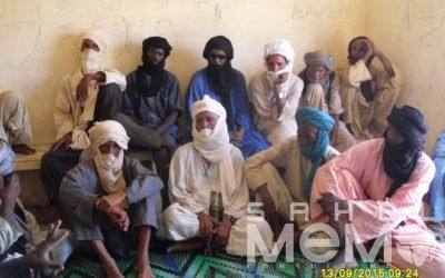 Just Another Day of Work for NGO Workers in Northern Mali