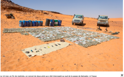 Libya as a Source of Weapons to Mali Through Northeast Niger