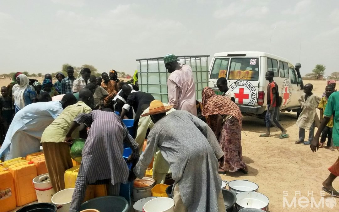 Niger: Images of displaced population affected by recent Boko Haram violence.