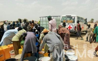 Niger: Images of displaced population affected by recent Boko Haram violence.
