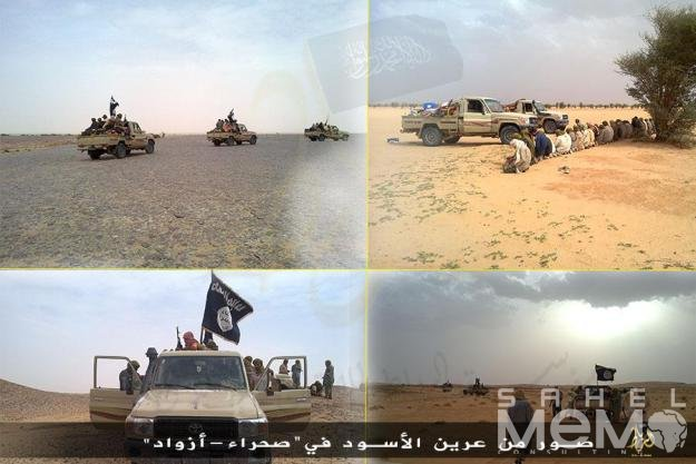 Mali: AQIM, Ansar al-Din and Related Security Incidents for July 2016